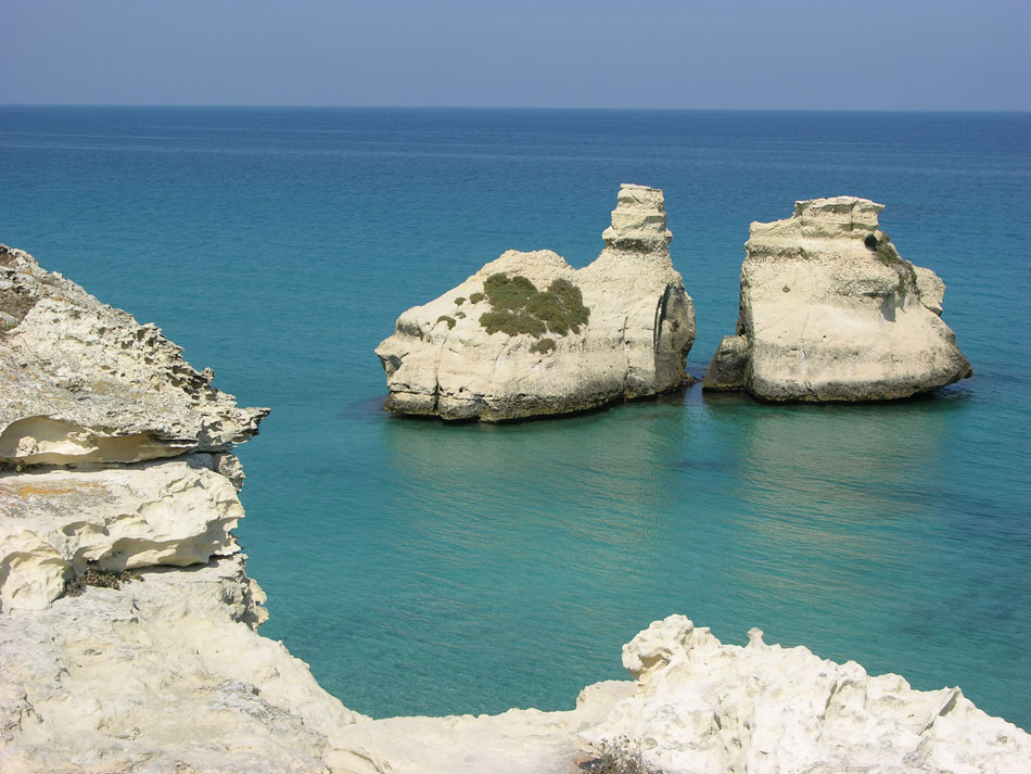 Torre dell'Orso, the Two Sisters