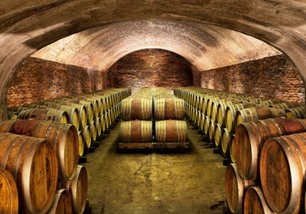 Underground wines of Piedmont