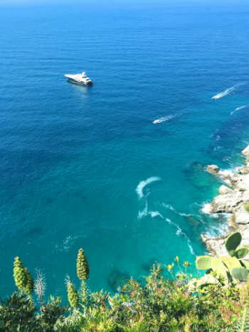 Day trips near the Amalfi Coast - Capri - by Kei Sato