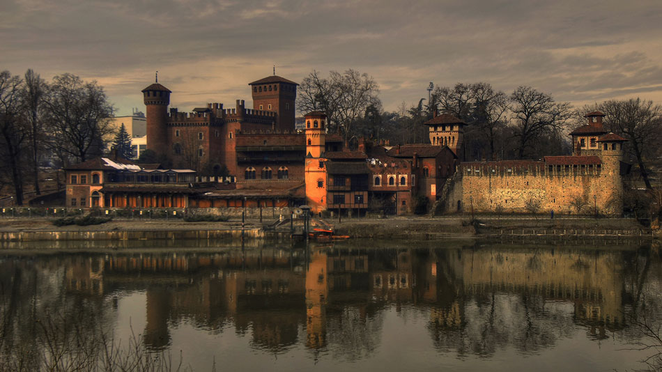 Medieval Village of Turin