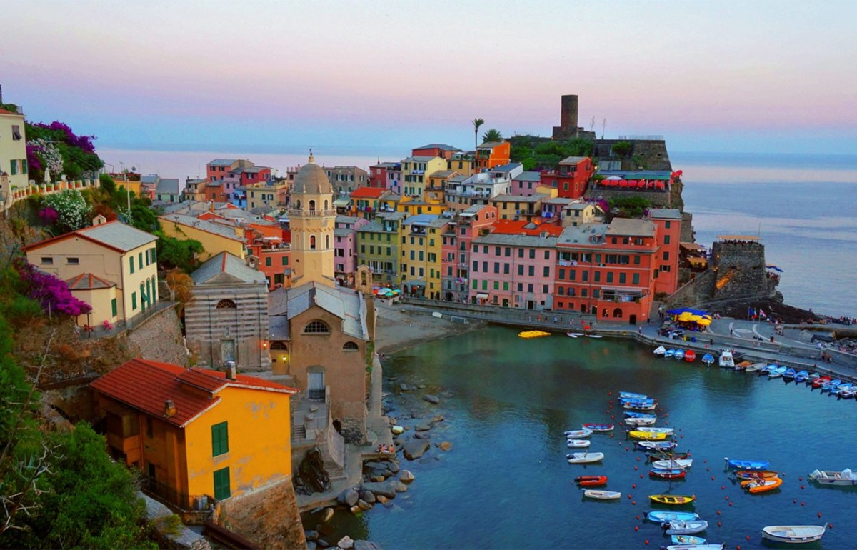 Cinque Terre away from the crowds