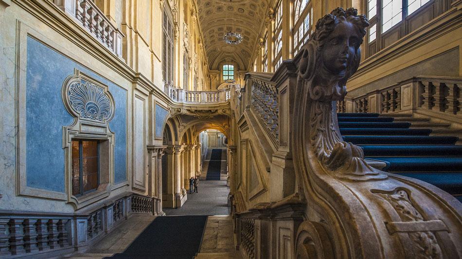 Turin, Palazzo Madama