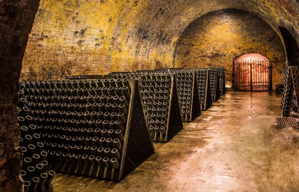 Underground wines of Piedmont
