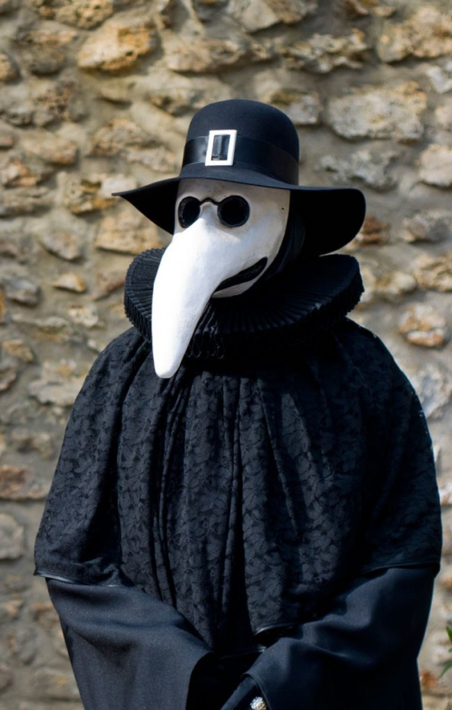 The Plague Doctor mask. © Will Will