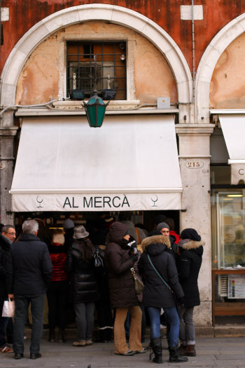 Al Merca - Street food in Venice