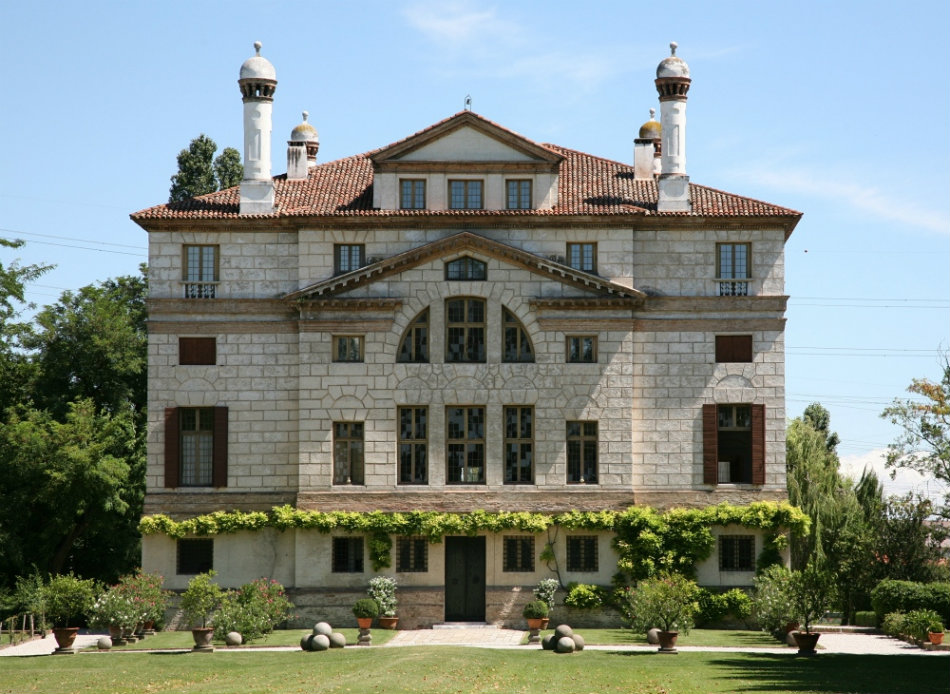 Villa Foscari in the Veneto