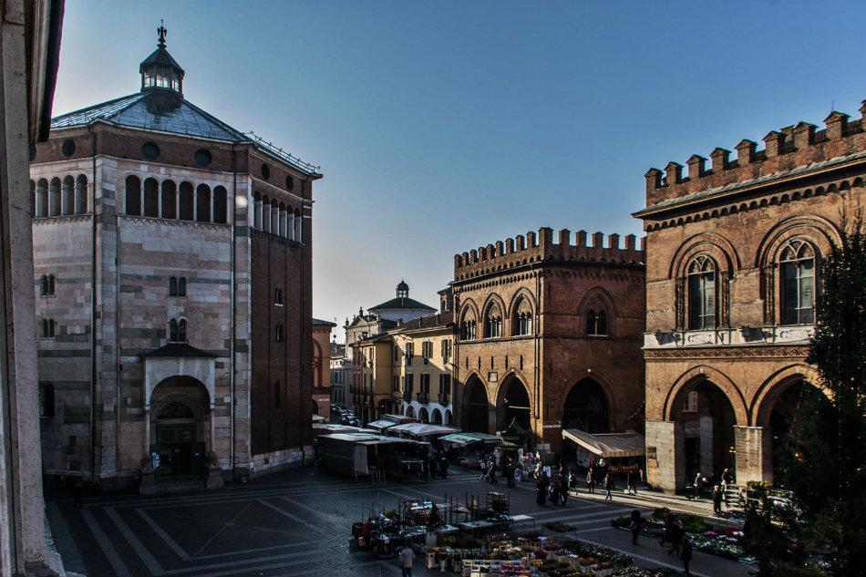 Baptistery of Saint John in Cremona, Italy - by raffaele sergi