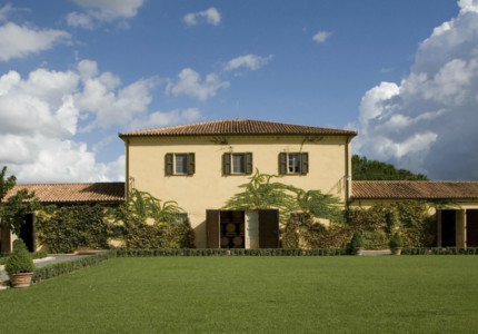 Fattoria Le Pupille winery in Tuscany