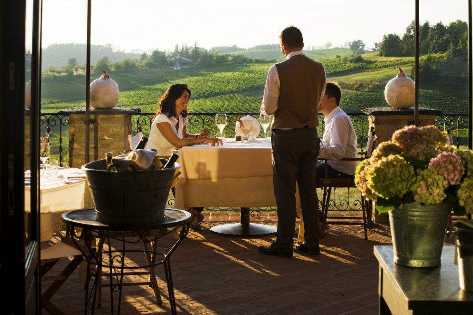 La Gallina ristorante - © Villa Sparina