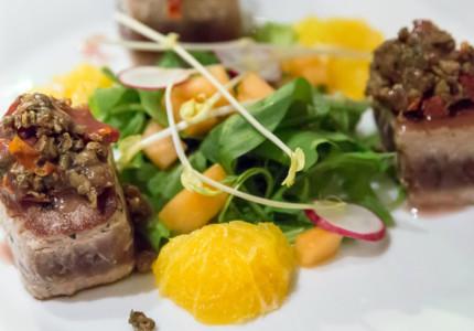 Cinque Terre food and wine: Fresh tuna from Monterosso al Mare - by alh1