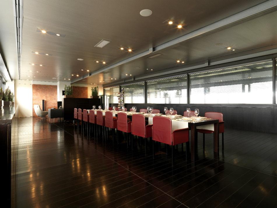 Marennà restaurant - © Feudi di San Gregorio