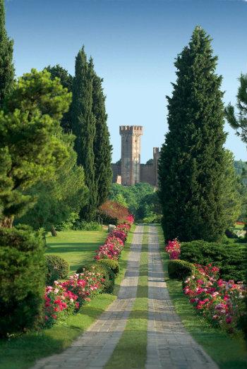 Viale delle Rose - © Sigurtà Garden Park