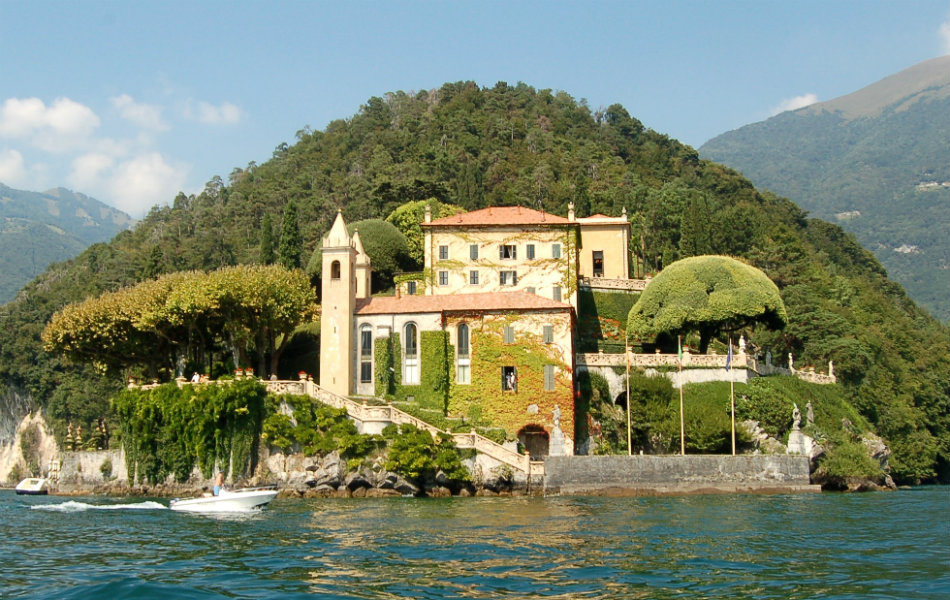 Italian villas - Villa del Balbianello - by dominiqueb