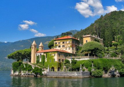 Italian Villas - Villa del Balbianello - by dutchbaby