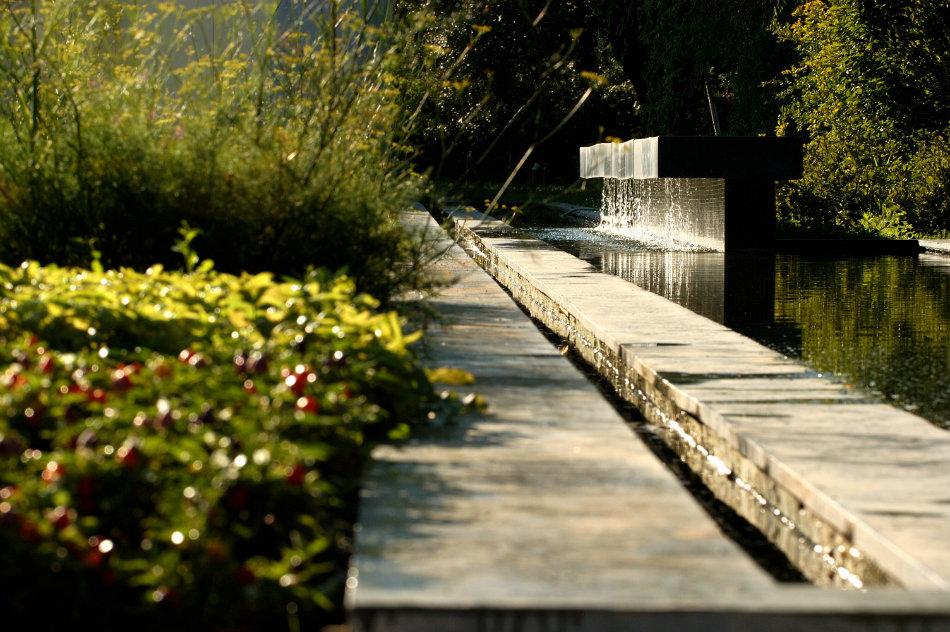 Wines of Campania - Water garden - © Feudi di San Gregorio