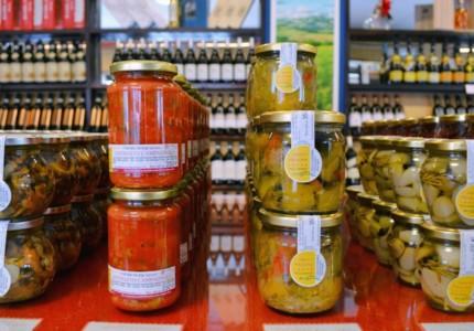 Gourmet Piedmont food - I Frutti della mia Langa handmade products - © Domenica Marchetti