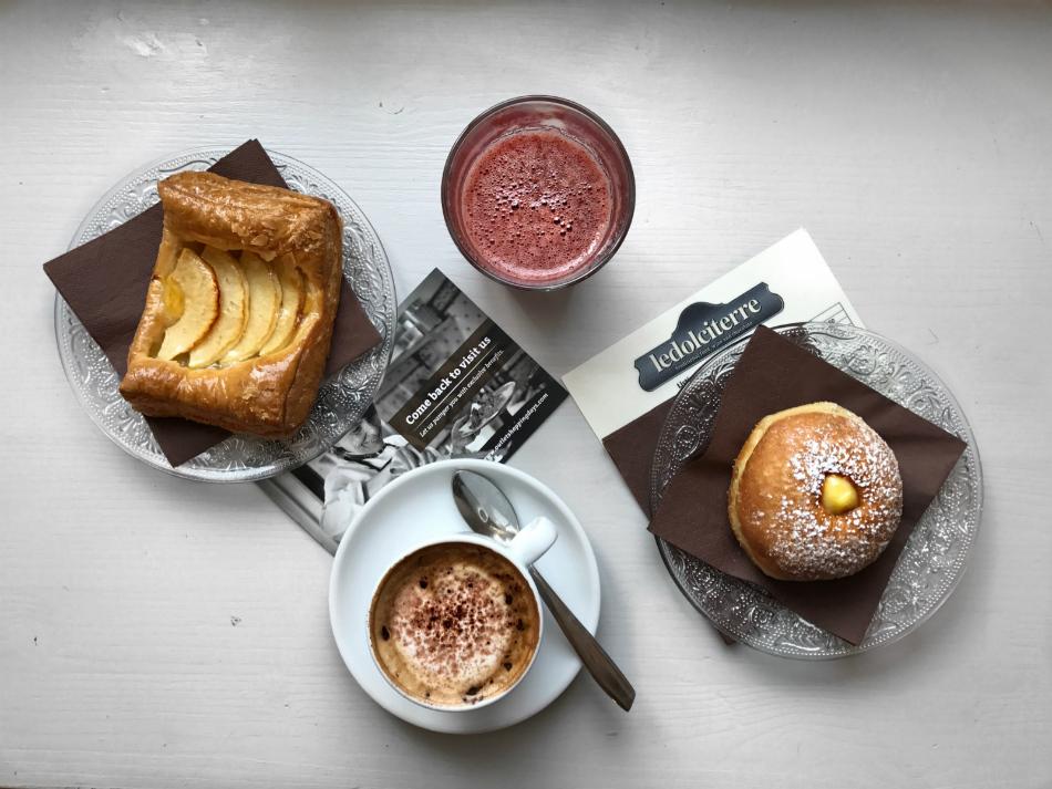 Italian breakfast - © Carola Braggio