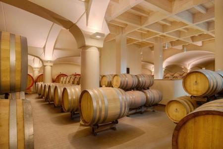 Umberto Cesari cellars