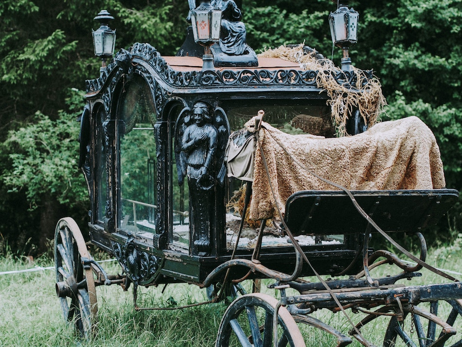 A typical carriage used for travel - by Sandra Frey