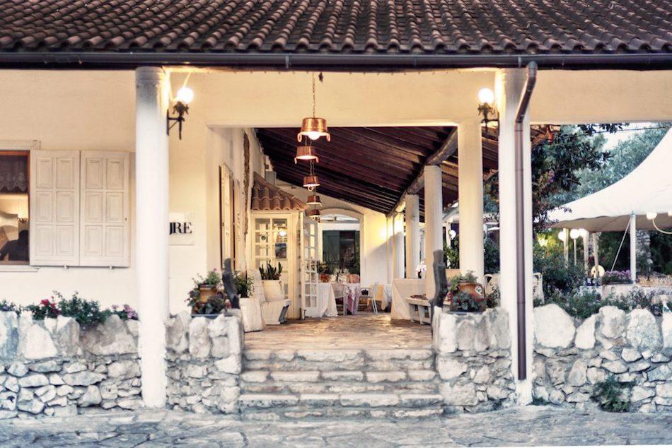Front Entrance - by Al Fornello da Ricci