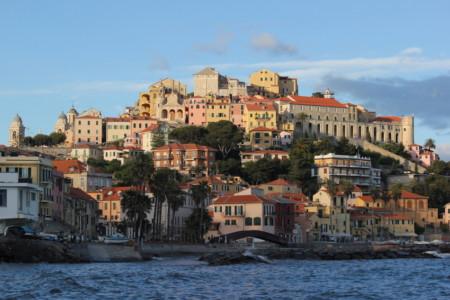 Porto Maurizio in Oneglia
