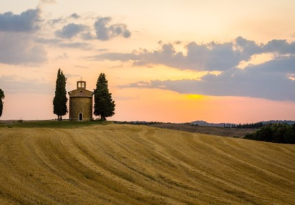 Val d'Orcia- by Simon Rae
