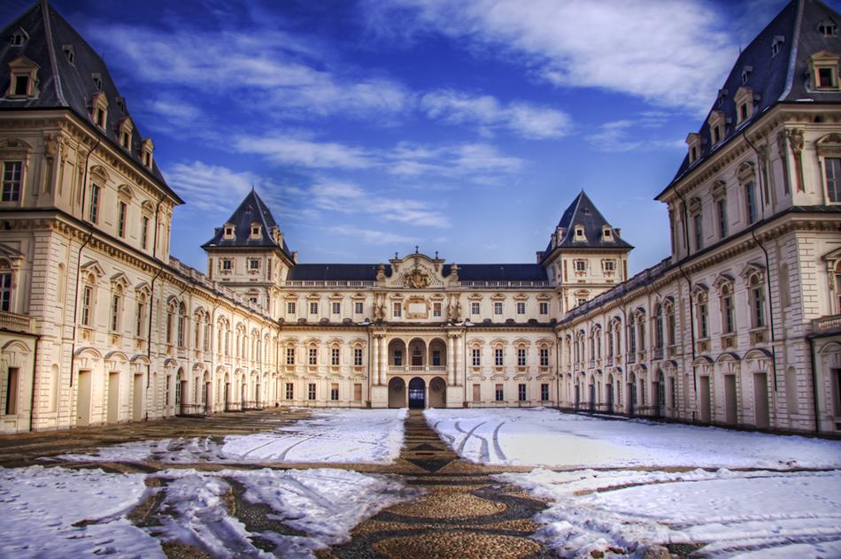 Castelli di Valentino in Turin