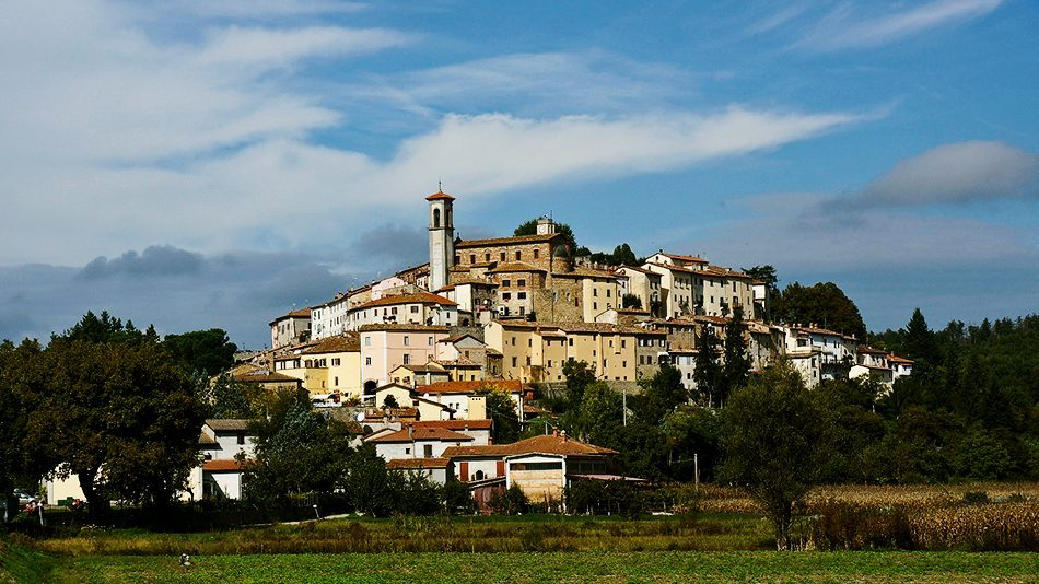 Monterchi is a town on the Piero della Francesca trail