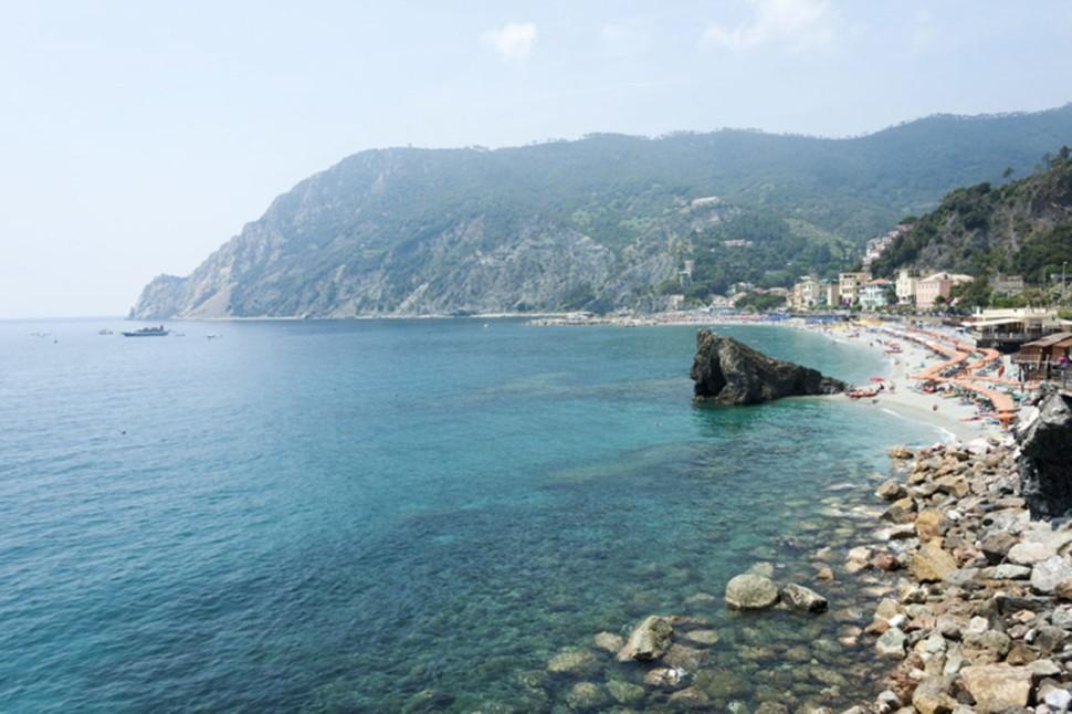 Italian beach culture