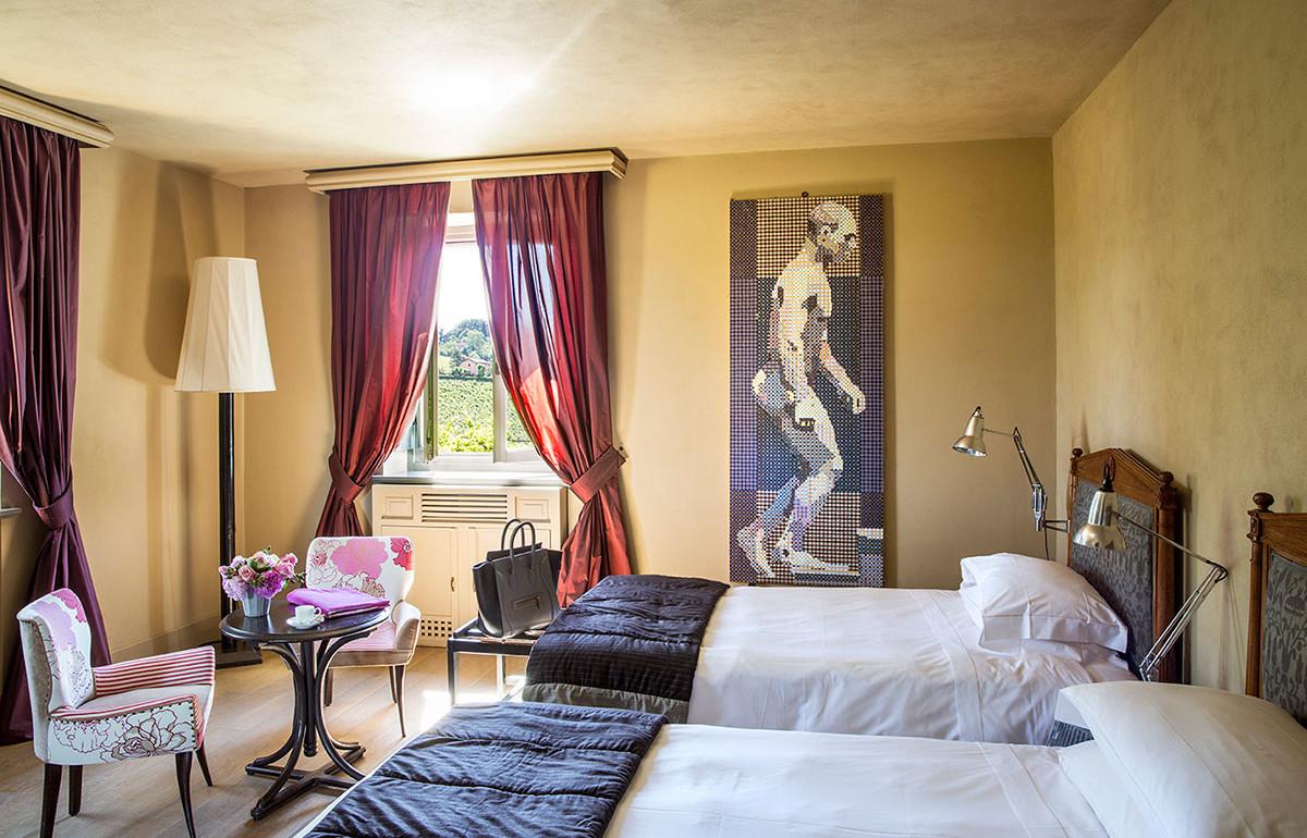 Villa Sparina Resort