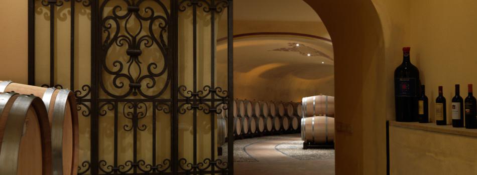 Passito wine experience at Ruffino