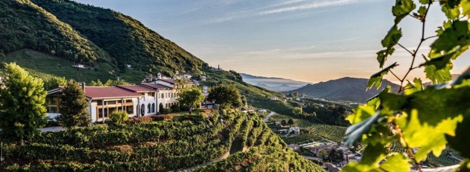 The Col Vetoraz estate - Sparkling experience with The Grand Wine Tour