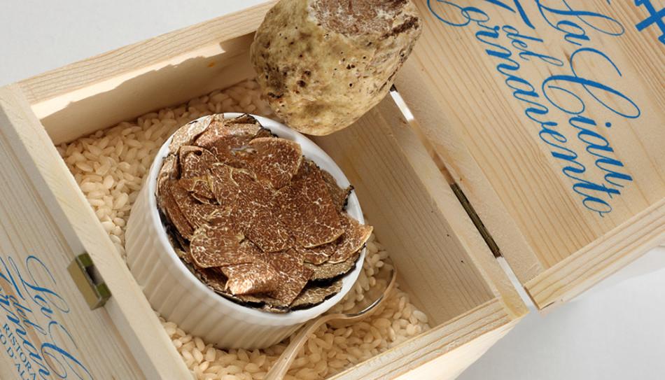Best truffle restaurants: La Ciau del Tornavento. The Grand Wine Tour