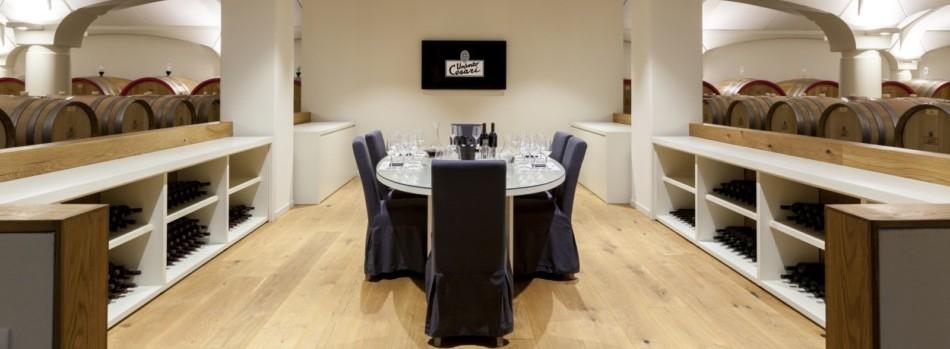 Passito wine experience at Umberto Cesari
