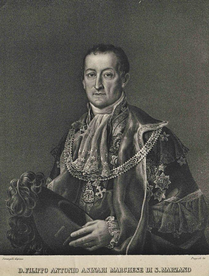 Filippo antonio asinari coppo