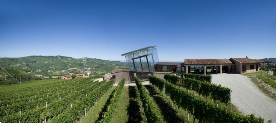 The cube - Bricco Rocche, Castiglione Falletto
